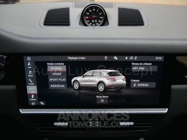 Porsche Cayenne S, Pack Sport Chrono, Matrix LED, Caméra de recul, BOSE, Roues arrière directrices Noir Intense métallisé Occasion - 15