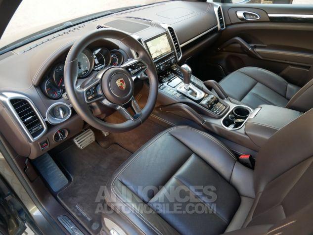 Porsche Cayenne S, Toit ouvrant, ACC, Keyless, Burmester, Caméra Terre d'Ombre métallisé Occasion - 5