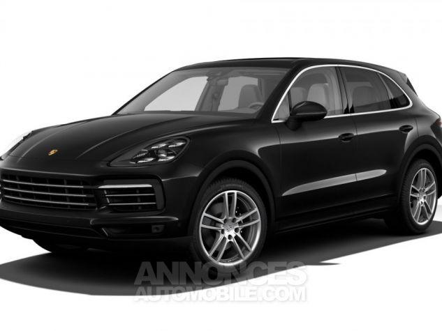Porsche Cayenne toutes options noir intense métallisé Neuf - 1