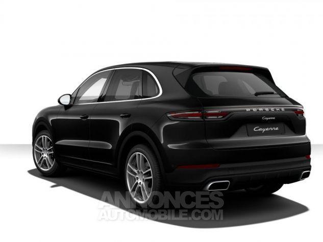 Porsche Cayenne toutes options noir intense métallisé Neuf - 2