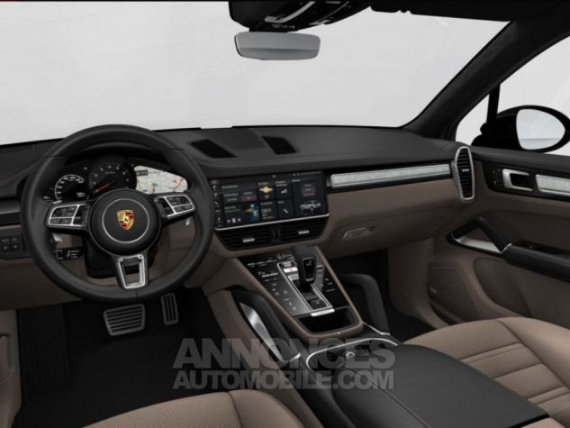 Porsche Cayenne Turbo 2018 noir métallisé Occasion - 4