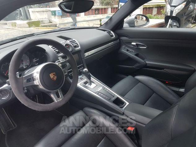 Porsche Cayman 3.4S PDK TECHART Gris Anthracite Métallisé Leasing - 14