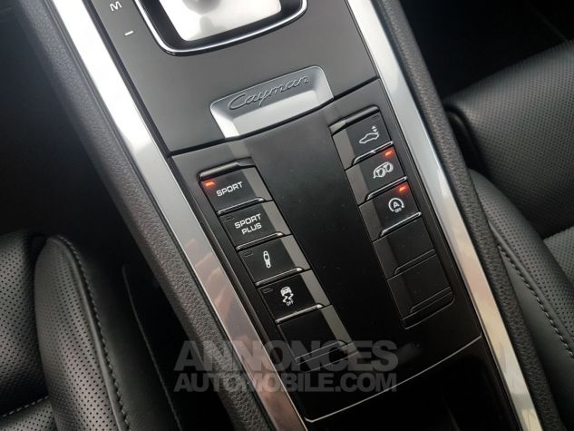 Porsche Cayman 3.4S PDK TECHART Gris Anthracite Métallisé Leasing - 15