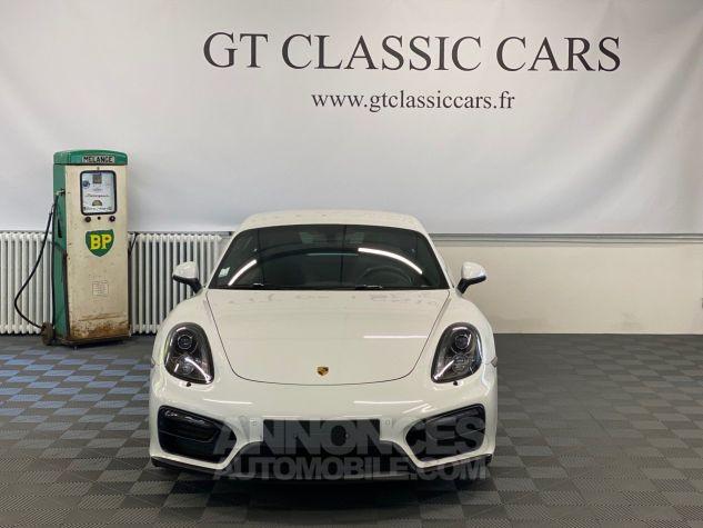 Porsche Cayman 981 GTS Blanc Blanc Occasion - 2