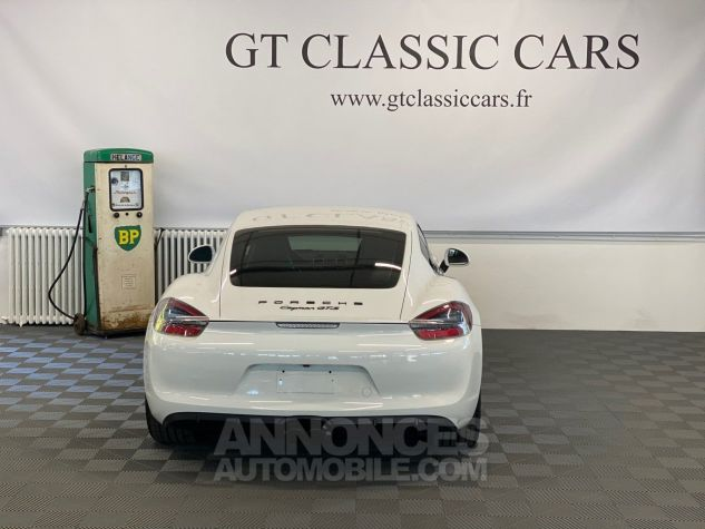 Porsche Cayman 981 GTS Blanc Blanc Occasion - 5