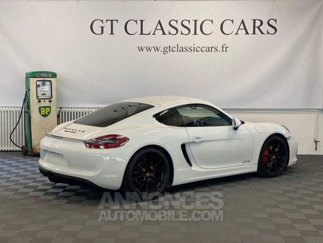 Porsche Cayman 981 GTS Blanc Blanc Occasion - 6