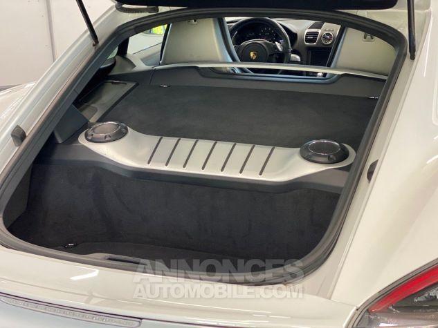 Porsche Cayman 981 GTS Blanc Blanc Occasion - 35