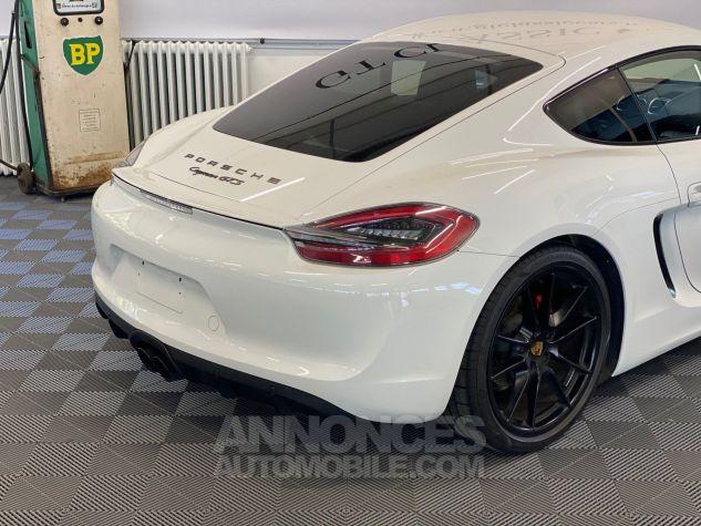 Porsche Cayman 981 GTS Blanc Blanc Occasion - 40