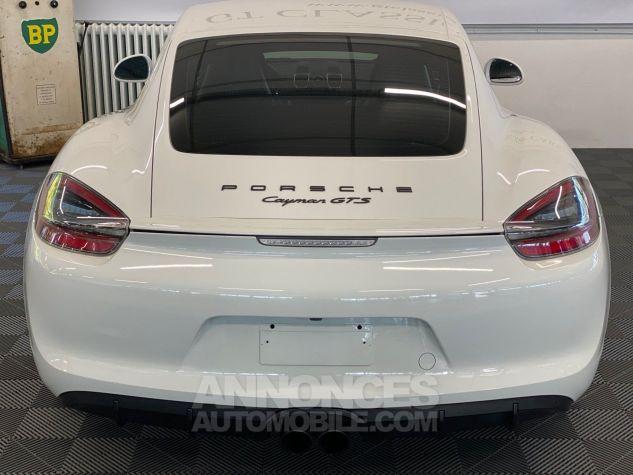 Porsche Cayman 981 GTS Blanc Blanc Occasion - 48
