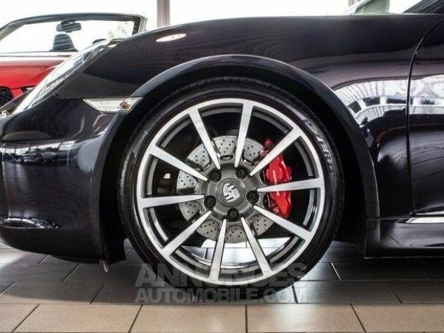 Porsche Cayman II TYPE 981 Noir métallisé Occasion - 5