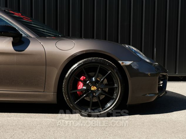 Porsche Cayman S TYPE 981 PDK7 Anthracite Brown Occasion - 5