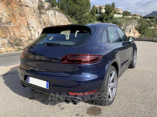 Porsche Macan 3.6 TURBO PERFORMANCE BLEU NUIT METALISE Occasion - 5