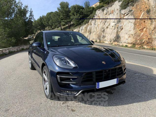 Porsche Macan 3.6 TURBO PERFORMANCE BLEU NUIT METALISE Occasion - 6