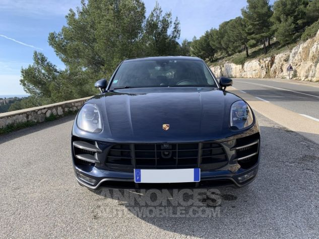 Porsche Macan 3.6 TURBO PERFORMANCE BLEU NUIT METALISE Occasion - 7