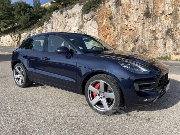 Porsche Macan 3.6 TURBO PERFORMANCE BLEU NUIT METALISE Occasion - 8