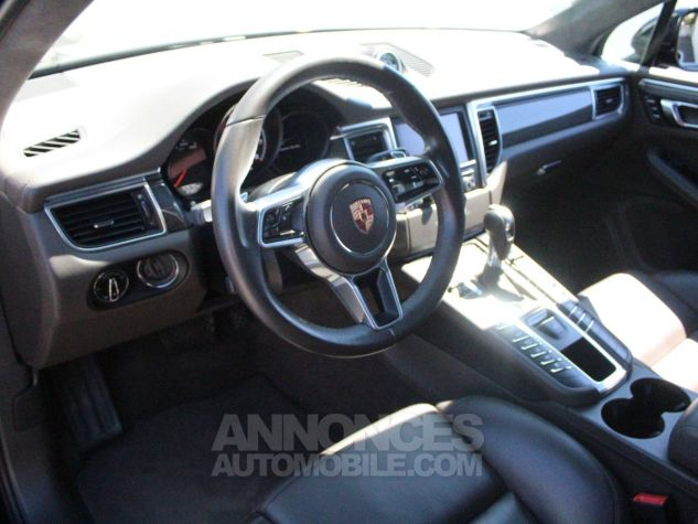 Porsche Macan 3.6 V6 TURBO 400CH Noir Leasing - 6