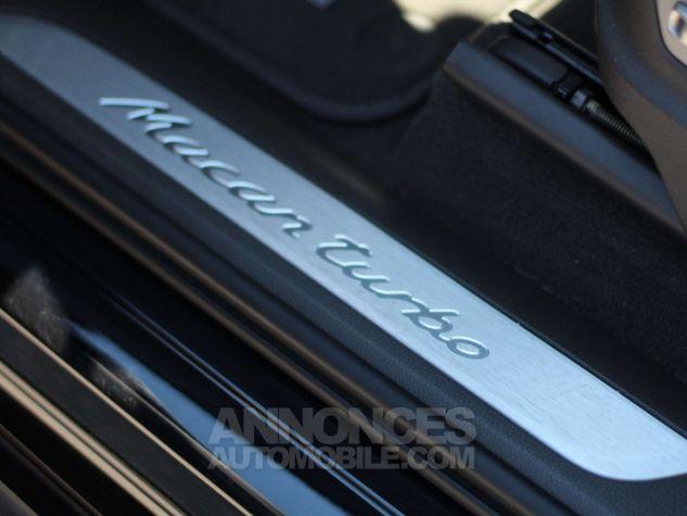 Porsche Macan 3.6 V6 TURBO 400CH Noir Leasing - 13