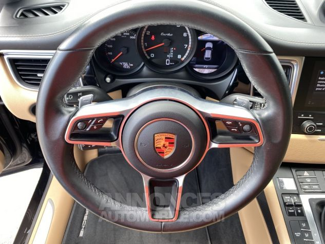 Porsche Macan 3.6L V6 TURBO PACK PERFORMANCE NOIR METAL Occasion - 13