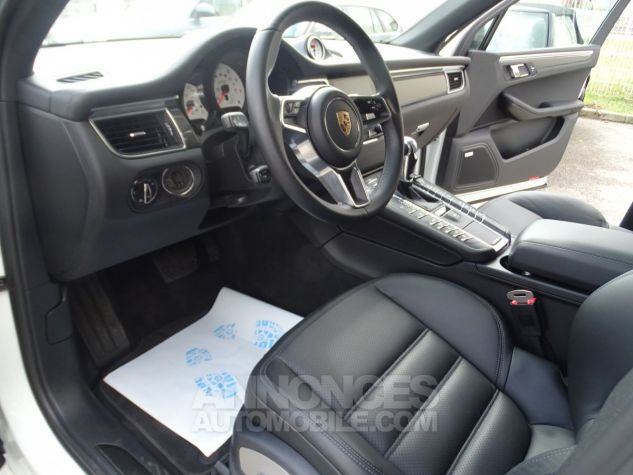 Porsche Macan GTS 360PS/ FULL options TOE PANORAMIQUE  BOSE Camera .... blanc nacre  Occasion - 10