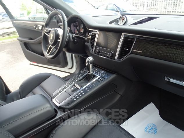 Porsche Macan GTS 360PS/ FULL options TOE PANORAMIQUE  BOSE Camera .... blanc nacre  Occasion - 12