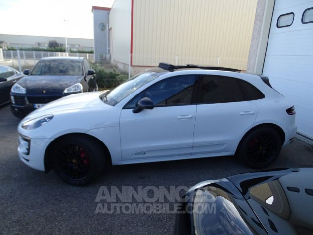 Porsche Macan GTS 360PS/ FULL options TOE PANORAMIQUE  BOSE Camera .... blanc nacre  Occasion - 7