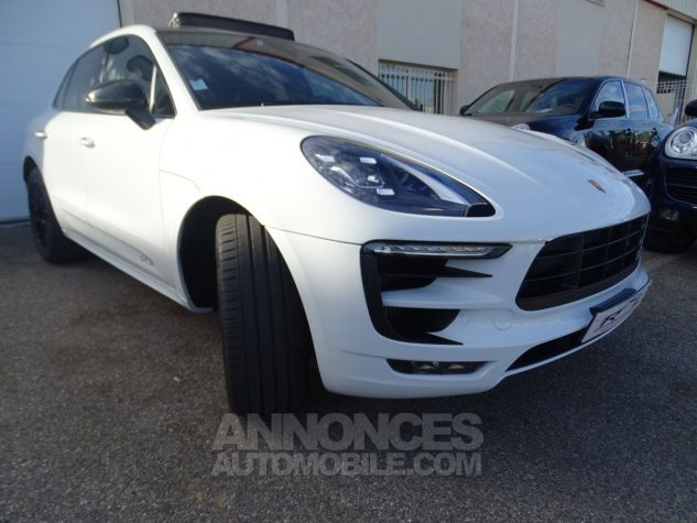 Porsche Macan GTS 360PS/ FULL options TOE PANORAMIQUE  BOSE Camera .... blanc nacre  Occasion - 3