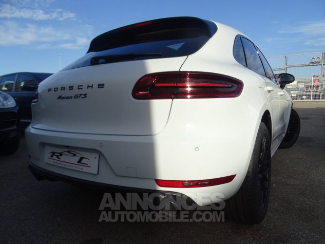 Porsche Macan GTS 360PS/ FULL options TOE PANORAMIQUE  BOSE Camera .... blanc nacre  Occasion - 6