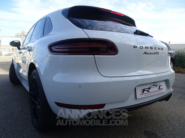 Porsche Macan GTS 360PS/ FULL options TOE PANORAMIQUE  BOSE Camera .... blanc nacre  Occasion - 4