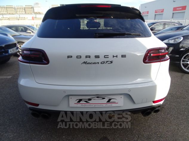 Porsche Macan GTS 360PS/ FULL options TOE PANORAMIQUE  BOSE Camera .... blanc nacre  Occasion - 5