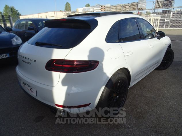 Porsche Macan GTS 360PS/ FULL options TOE PANORAMIQUE  BOSE Camera .... blanc nacre  Occasion - 8