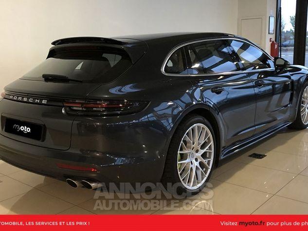 Porsche Panamera 3.0 V6 462CH 4 E-HYBRID Gris Occasion - 13