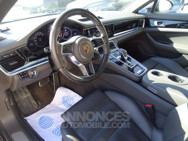 Porsche Panamera 4 E-HYBRID 462PS/PACK SPORT DESIGN  XLF CAMERA  JANTES TECHART Gris anthracite met Occasion - 11