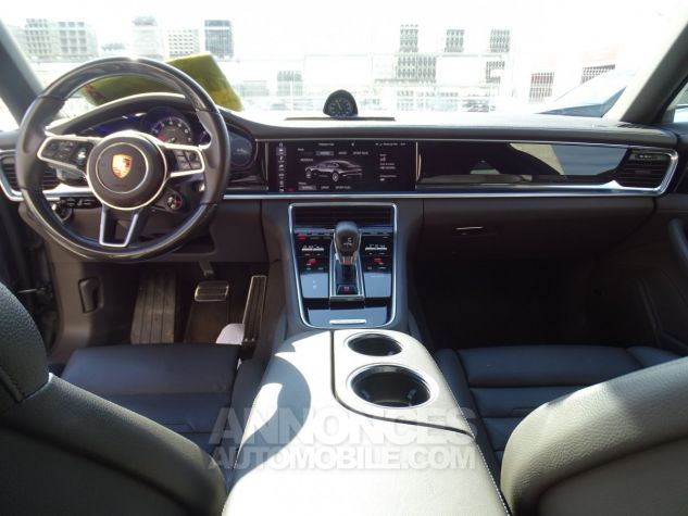 Porsche Panamera 4 E-HYBRID 462PS/PACK SPORT DESIGN  XLF CAMERA  JANTES TECHART Gris anthracite met Occasion - 13