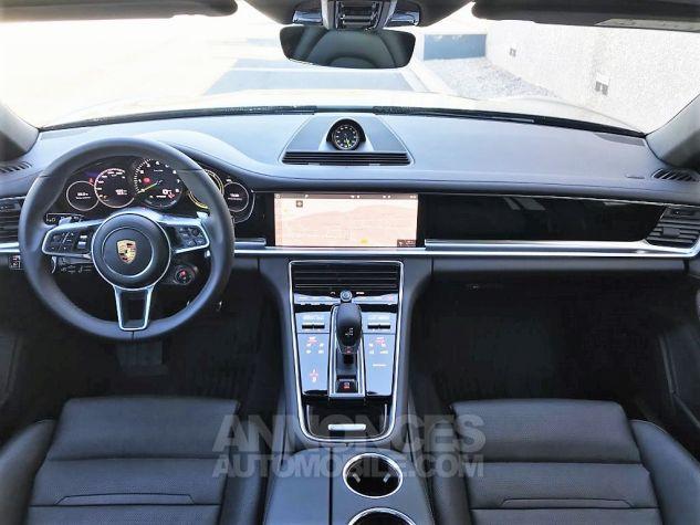 Porsche Panamera 4 E-HYBRIDE 462 PDK 8 NOIR MÉTAL INTENSE Occasion - 10