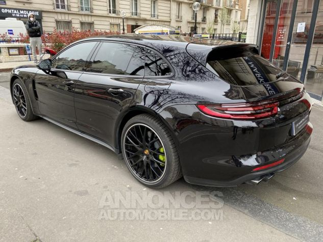 Porsche Panamera 4 V6 3.0 462 Hybrid Sport Turismo PDK Noir Métallisé Leasing - 5