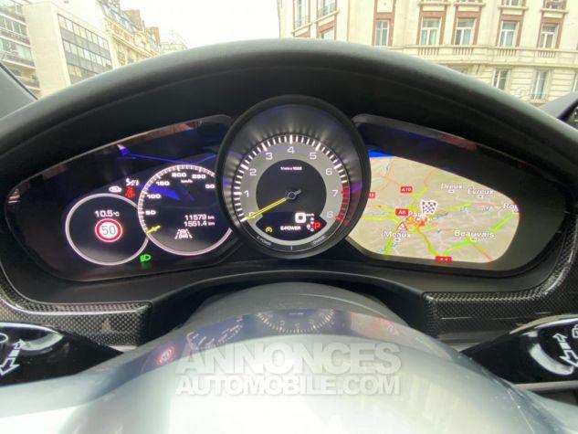 Porsche Panamera 4 V6 3.0 462 Hybrid Sport Turismo PDK Noir Métallisé Leasing - 15