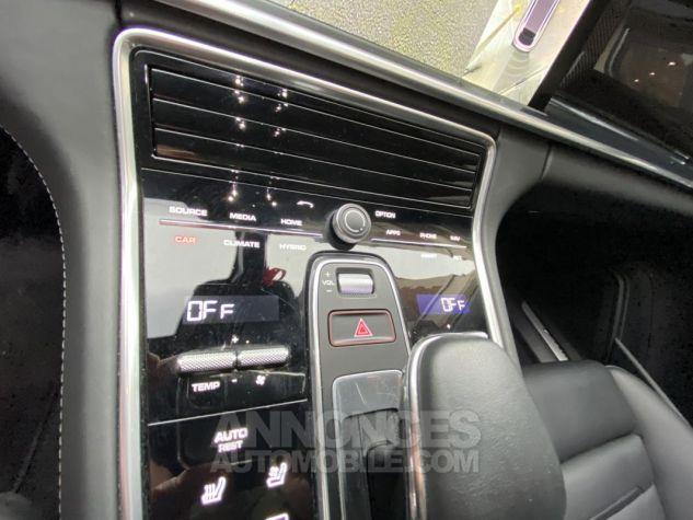Porsche Panamera 4 V6 3.0 462 Hybrid Sport Turismo PDK Noir Métallisé Leasing - 21