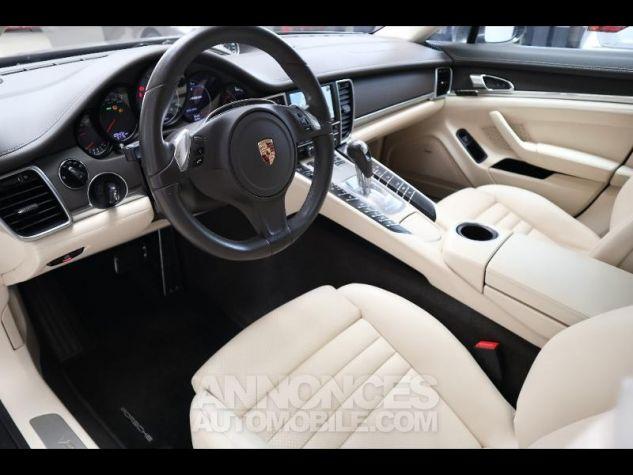 Porsche Panamera 4S N0-Gris Quartz métallisé Occasion - 3