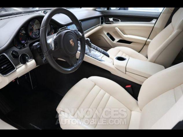 Porsche Panamera 4S N0-Gris Quartz métallisé Occasion - 4