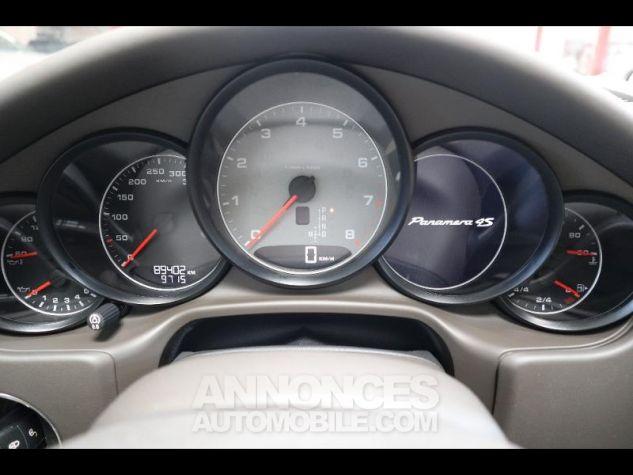 Porsche Panamera 4S N0-Gris Quartz métallisé Occasion - 13