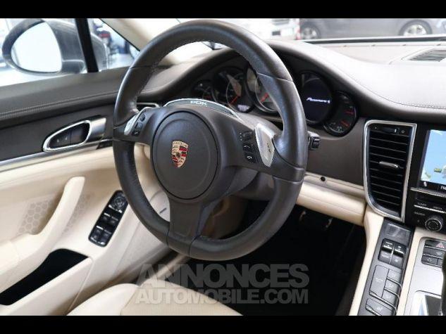Porsche Panamera 4S N0-Gris Quartz métallisé Occasion - 19
