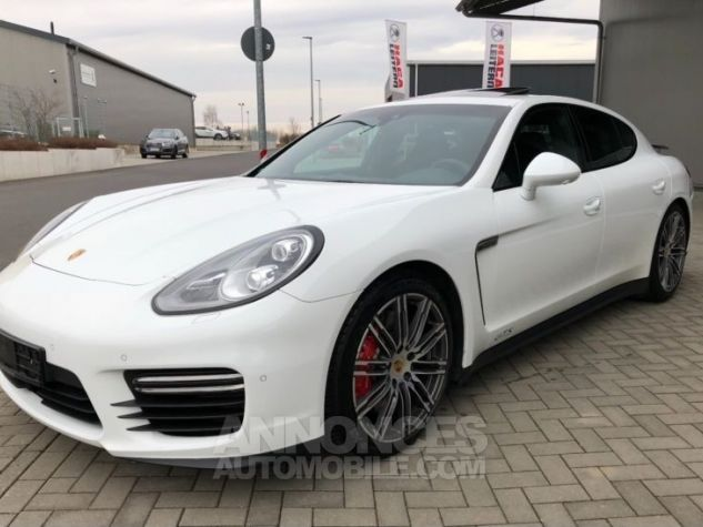 Porsche Panamera 970 GTS BLANC Occasion - 1