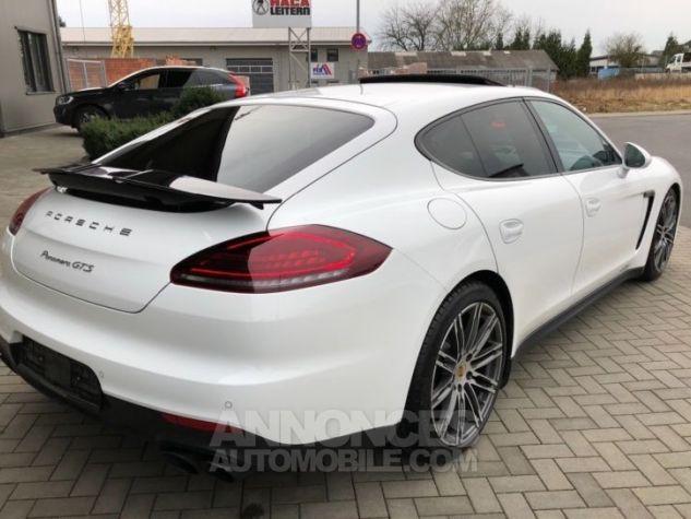Porsche Panamera 970 GTS BLANC Occasion - 4