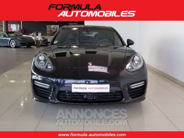 Porsche Panamera 970 TURBO NOIR Occasion - 8