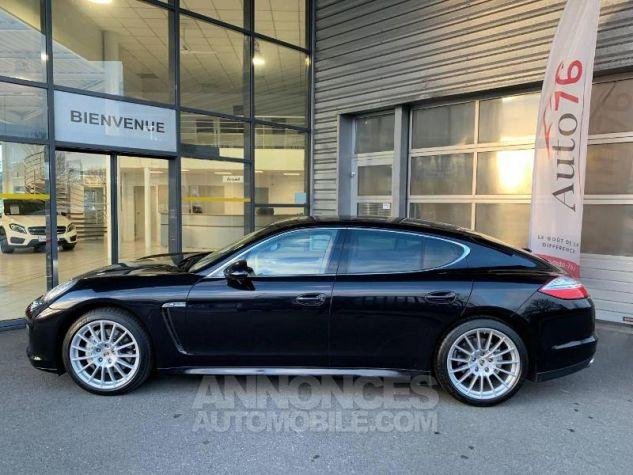 Porsche Panamera S Hybrid Noir Occasion - 2