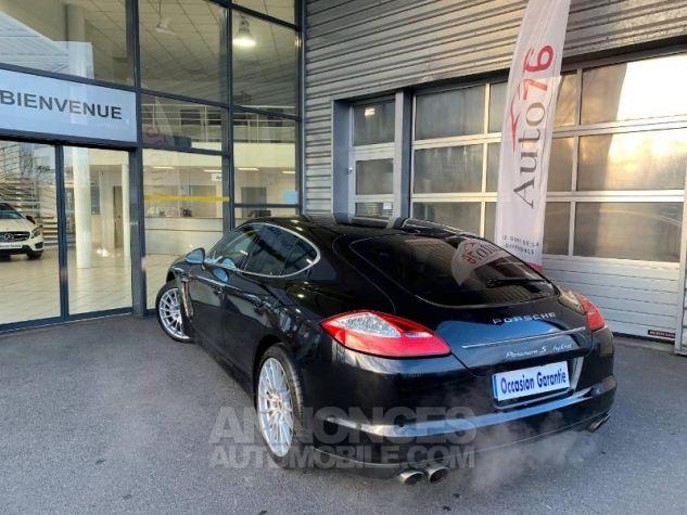 Porsche Panamera S Hybrid Noir Occasion - 3