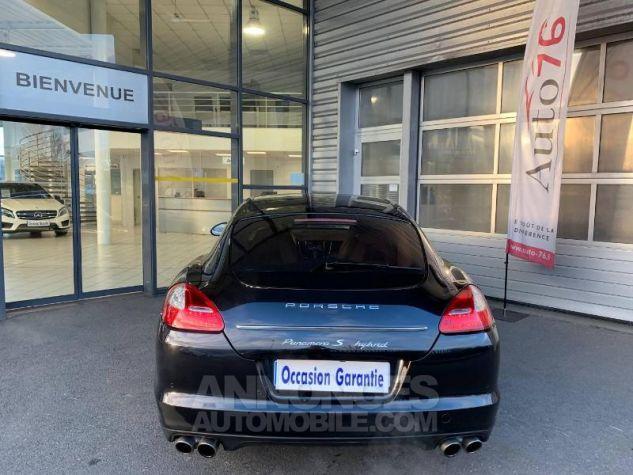 Porsche Panamera S Hybrid Noir Occasion - 4