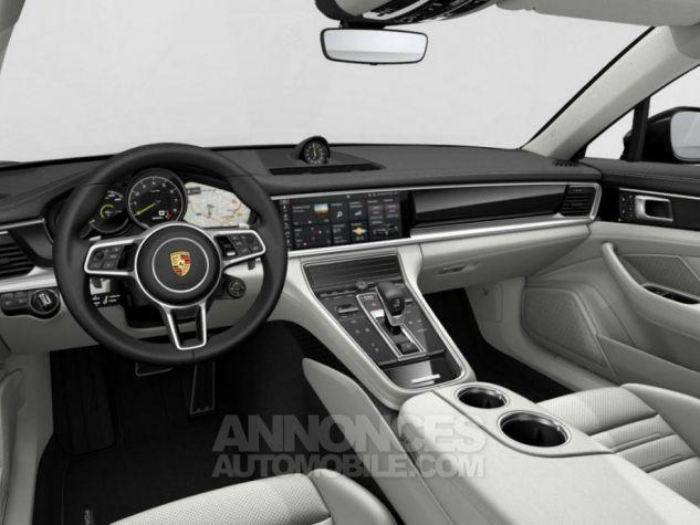 Porsche Panamera Sport Turismo 4 E-Hybrid 2018 noir métallisé Occasion - 6