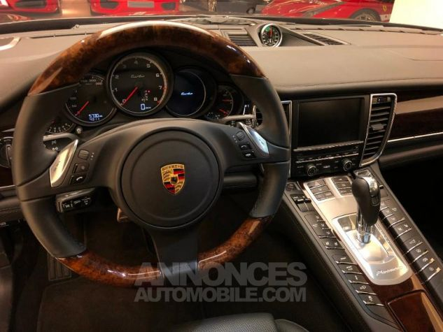 Porsche Panamera Turbo PDK NOIR METAL Occasion - 11