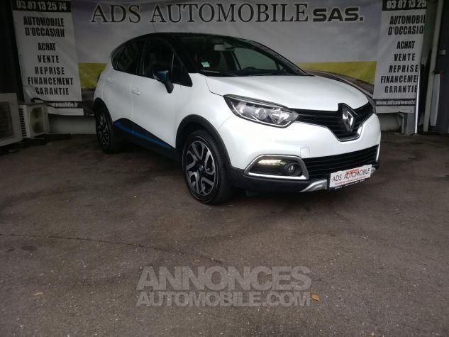 Renault CAPTUR TCE 120 ENERGY Intens Blanc Occasion - 0